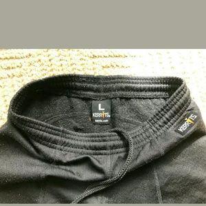 Kids Kerrits winter fleece lined breeches L